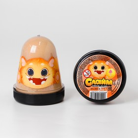 Слайм Cream-Slime с ароматом мороженого, 100 г