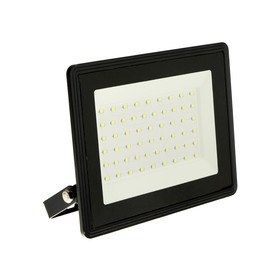 Прожектор светодиодный IN HOME СДО-8, 50 Вт, 230 В, 4750 Лм, 6500 К, IP65, холодный белый