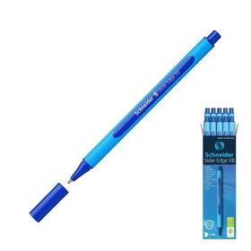 ручка шариковая Slider Edge XB чернила синие 152203