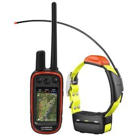 GPS-навигатор Garmin Alpha 100/TT15 (NR010-01041-F2R6), комплект с ошейником, черный