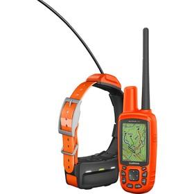 GPS-навигатор Garmin Alpha 50/T5 Rus (010-01635-F1), комплект с ошейником, оранжевый