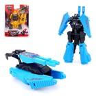 """Transformer robot """"Warrior"""" MIX"""