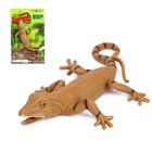 "Stretching figurine animal, ""Lizard"", a MIX"