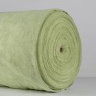 Микрофибра в рулоне шир. 155 см. пл.220г/м2 цвет зеленый 36,7 кг