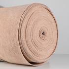 Микрофибра в рулоне шир. 155 см. пл.220г/м2 цвет бежевый 35,5 кг