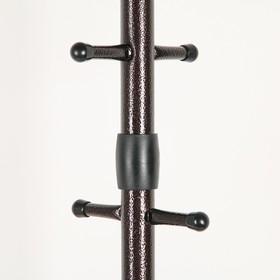 Вешалка напольная «Комфорт» (ВК4/А), 60×60×180 см, цвет медный - фото 4641991