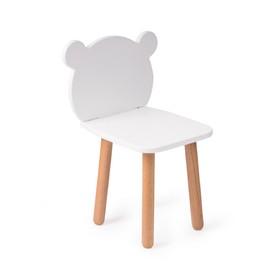 Стул детский Happy Baby Misha Chair, цвет белый