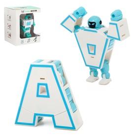 Робот-трансформер «Робо буква», МИКС