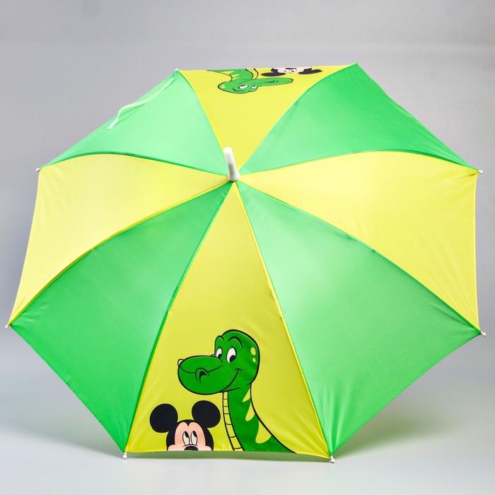 Зонт детский, Микки Маус и друзья, Ø 70 см