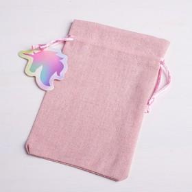 "Bag gift ""the Unicorn"", 10 x 16 cm"