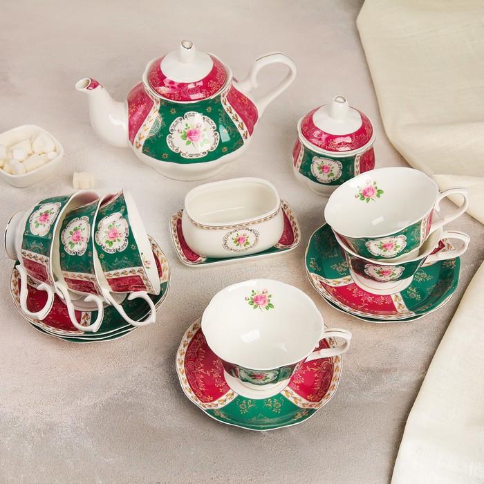 Сервиз чайный «Маргарет», 16 предметов