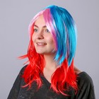 "The wig ""Super Medium"" tri-color / 1 PC/ 150-M"
