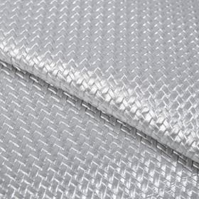 Пэчворк декоративная кожа «Серебро», 50 х 50 см.