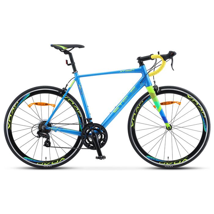 """Велосипед 28"""" Stels XT280 , V010, цвет синий/жёлтый, размер 20"""""""