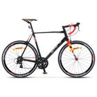 """Велосипед 28"""" Stels XT280 , V010, цвет чёрный/красный, размер 24"""""""