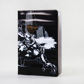 Паспортная обложка, Человек-паук