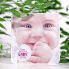 Маска тканевая Baby skin с муцином улитки для лица, антивозрастная
