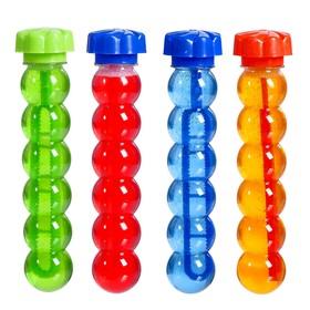 Мыльные пузыри «Радуга. Смайл», 130 мл, МИКС