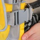 """Рюкзак-кенгуру """"Stark"""", цвет желтый - фото 105549463"""