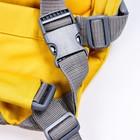 """Рюкзак-кенгуру """"Stark"""", цвет желтый - фото 105549466"""