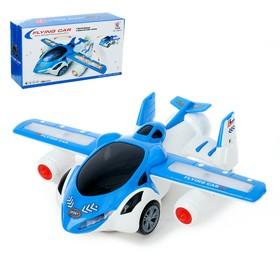 Самолёт «Космический шаттл», работает от батареек, световые и звуковые эффекты