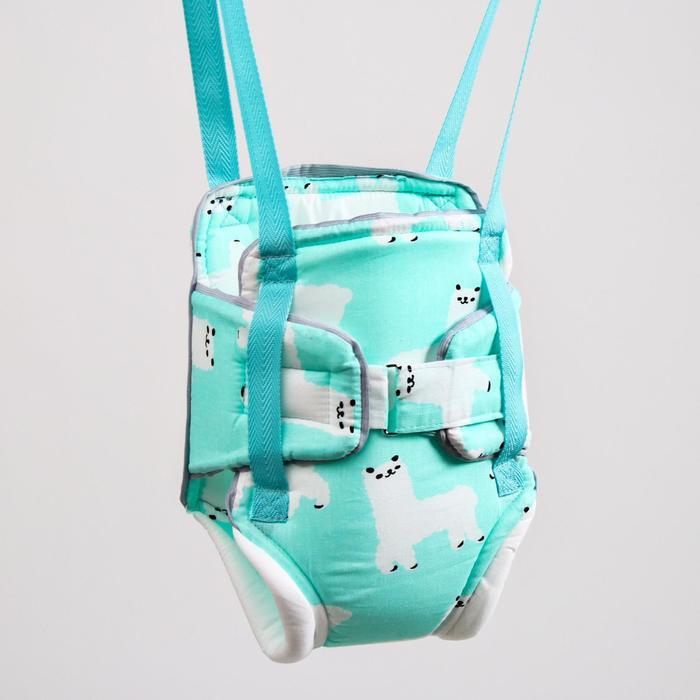 Прыгунки №1 «Ламы голубые» В подарочной упаковке