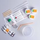 Флаффи слайм-фабрика «Мятное мороженое» 3 слайма, 3 цвета - фото 105691653