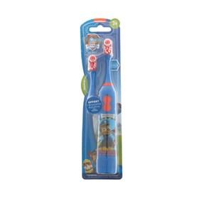 Электрическая зубная щётка Paw Patrol, вибрационная, 2хААА (в комплекте)
