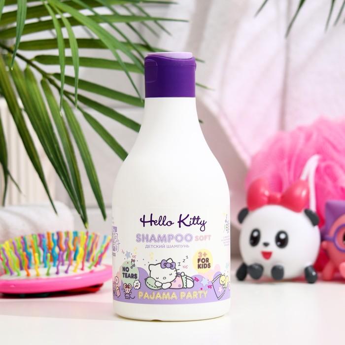 Шампунь детский Hello Kitty Pajama Party с ромашкой, 250 мл