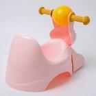 Горшок-игрушка «Зайчик», цвет розовый - фото 105451215