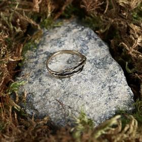 Кольцо-амулет «Объятия ящера», латунь