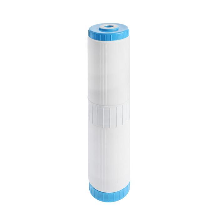 """Корпус для фильтра """"Нептун"""" 20BB, засыпной, разборный, синий - фото 798486057"""