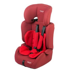 Автокресло Comsafe CityGuard CS003, группа 1/2/3 (9-36 кг), цвет red