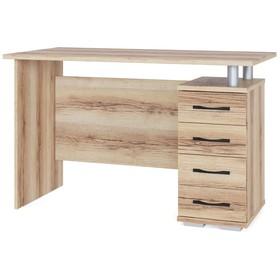 Компьютерный стол «КСТ-106.1», 1200 × 600 × 750 мм, цвет дуб делано