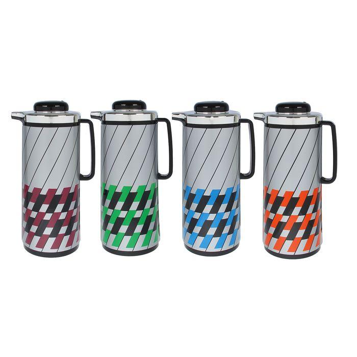 Термос-кофейник «Штрих», 1.9 л, 6-8 ч, микс