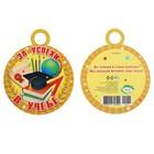 """Медаль """"За успехи в учёбе"""" школьные принадлежности"""