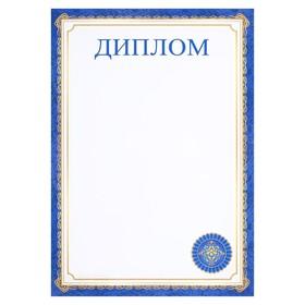 Blue Frame Diploma