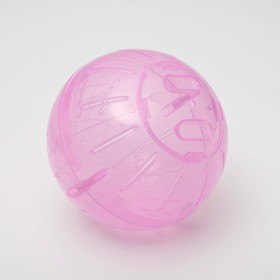 Прогулочный шар для мелких животных, размер S, 11,5 см, микс цветов