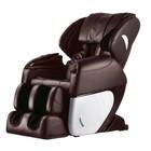 Массажное кресло GESS-820 Optimus, электрическое, 11 программ, скан. тела, 14 роликов, корич. 492316
