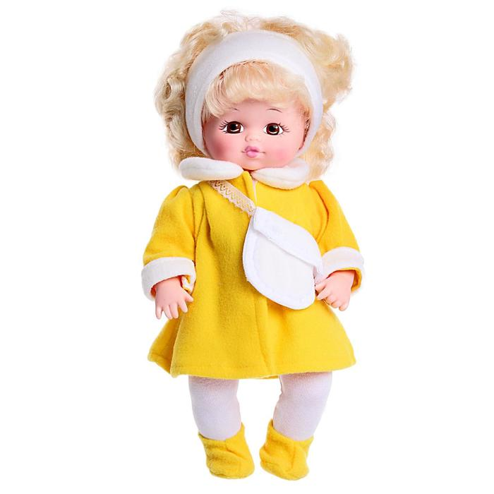 Кукла «Аринка», 40 см, МИКС