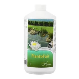 Препарат для помощи растениям Planet Aquafair в плавательном пруду PlantoFair 1 л