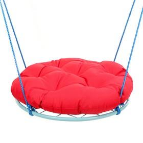 """Качели """"Гнездо"""" с подушкой d 90 см"""