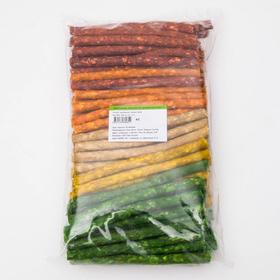 Жевательные палочки Green Qzin для собак, сыромятной воловьей кожи,