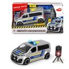 Полицейский минивэн Citroen SpaceTourer, фрикционный, 15 см, световые и звуковые эффекты