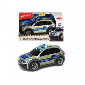 Полицейский автомобиль VW Tiguan R-Line, 25 см, световые и звуковые эффекты