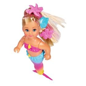Кукла «Еви» 12 см, русалочка с крутящимся хвостом