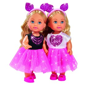 Кукла «Еви» 12 см, на вечеринке, МИКС