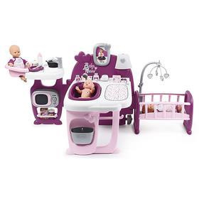 Большой игровой центр для кукол, 4 аксессуара
