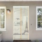 """Сетка антимоскитная на магнитной ленте 80x210 см """"Париж"""", цвет бежевый"""