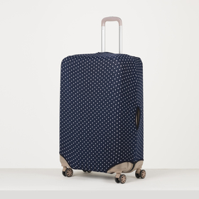 """Case for suitcase 024 28"""", 47*28*69, groshek white on blue"""